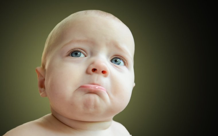 Sweet-Baby-Very-Funny-Sad-Face-Picture-For-Whatsapp