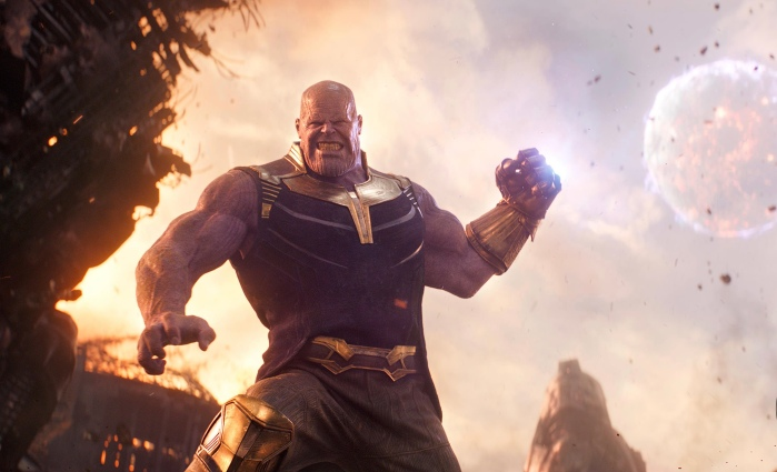 MARVEL'S AVENGERS: INFINITY WAR Josh Brolin as Thanos